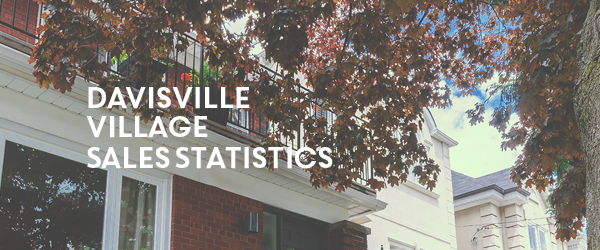 Davisville Village Home Sales Statistics January 2013 from Jethro Seymour, one of the top Toronto Real Estate Broker