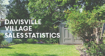 Davisville Village Home Sales Statistics December 2012 from Jethro Seymour