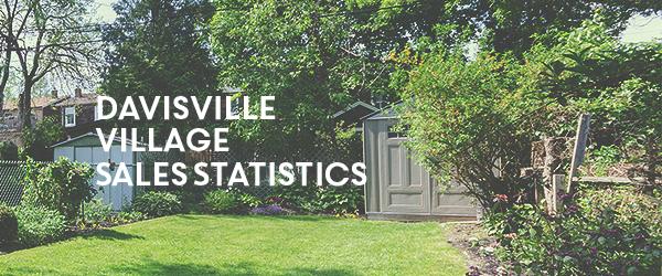 Davisville Village Home Sales Statistics December 2012 from Jethro Seymour