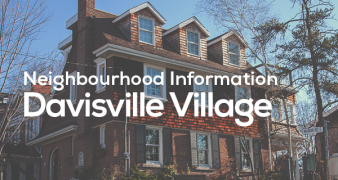 Davisville Neighbourhood Information from Jethro Seymour