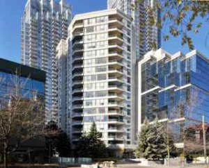 30 HOLLY STREET, SUITE 1504 YONGE AND EGLINTON Midtown Toronto sold by top Broker Jethro Seymour