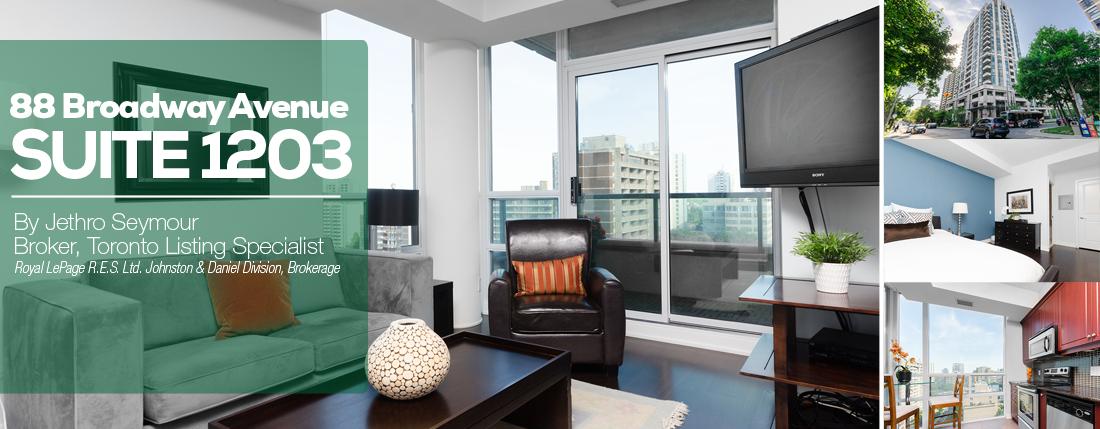 88 Broadway Avenue Suite 1203