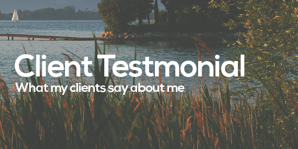 Header image for Past Client Reviews