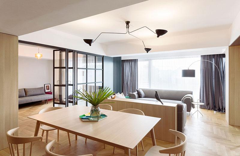 Interior Design Idea Build A Small Wall As A Room Divider Jethro