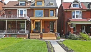 75 Parkway Avenue, Roncesvalles Village home purchased through top Realtor Jethro Seymour
