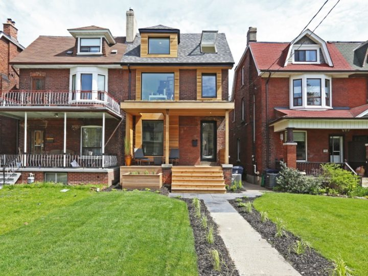 75 Parkway Avenue, home purchased in Roncesvalles Village through top Realtor Jethro Seymour