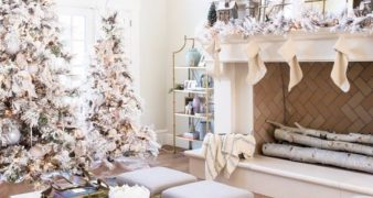 5 Christmas Home Design Idea That I found on Pinterest from Jethro Seymour, Toronto Real Estate Broker